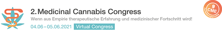 Medicinal Cannabis Congress 2021 - Berlin